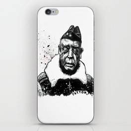 General George Smith Patton Jr. iPhone Skin