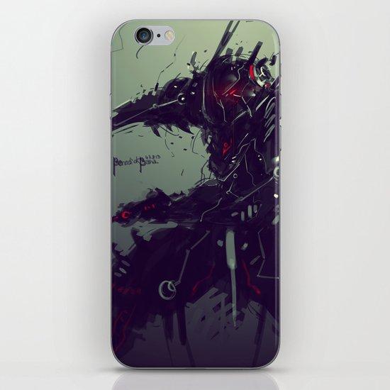 """Judgement Day """"Solaris"""" iPhone Skin"""