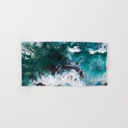 Aerial Ocean View Hand & Bath Towel
