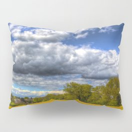 The Farm Path Pillow Sham