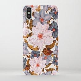 Vintage Garden V iPhone Case