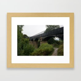 Pontcysyllte Aqueduct Framed Art Print