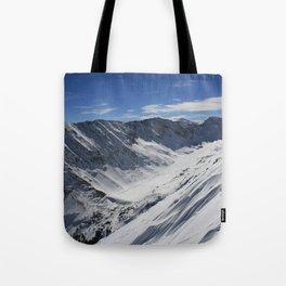 Blue Lakes Tote Bag
