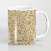 typo Mugs featuring Typo by Steve W Schwartz Art
