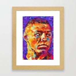 Oxlade-Chamberlain Framed Art Print