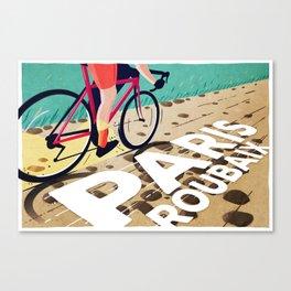 Paris Roubaix Canvas Print