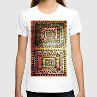 quilt T-shirts featuring Ancient Quilt by Robin Curtiss