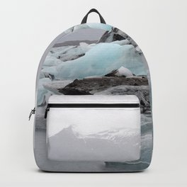 Blue Ice Backpack