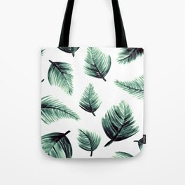 Danae-Leaves in the air Tote Bag
