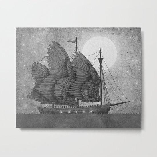 Night Odyssey  Metal Print