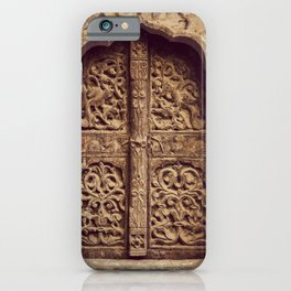Doors Of Rajasthan 3 iPhone Case