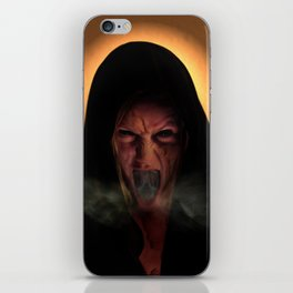 Unholy Mother iPhone Skin