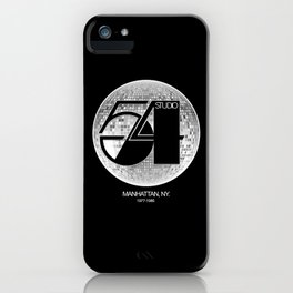 Studio 54 - Discoteque iPhone Case