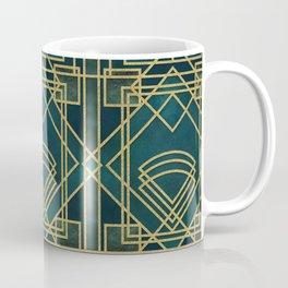 Art Deco Elegant Gatsby Style Coffee Mug