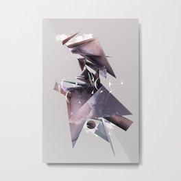 Grace and Class Metal Print