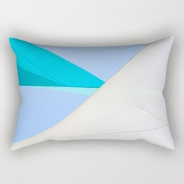 Abstract Sailcloth c1 Rectangular Pillow