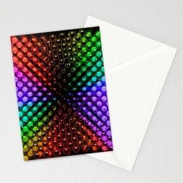 BeFruitfulMultiply 3 on Black Stationery Cards