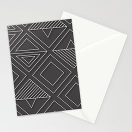 African Tribal Pattern No. 1 Stationery Cards