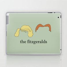 The Fitzgeralds Laptop & iPad Skin