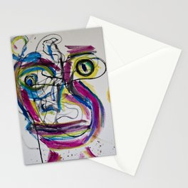 Portrait 8 Stationery Cards