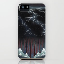 ALL THINGS AMPLIFIED iPhone Case