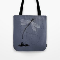 Here, There & Back Again (P). Tote Bag