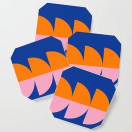 Spring- Pantone Warm color 02 Coaster