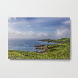 Sleat Peninsula Isle of Skye Metal Print