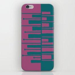 Pianisti Greenpu iPhone Skin