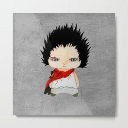 A Boy - Tetsuo (Akira) Metal Print