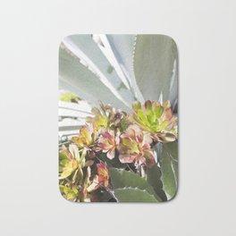 Succulent Layers Bath Mat
