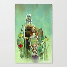 Generation Canvas Print