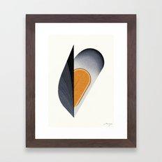 Mussel Framed Art Print