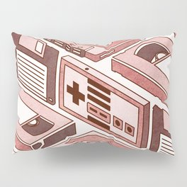 90's pattern Pillow Sham