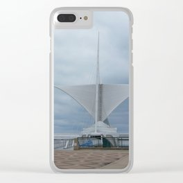 Milwaukee Wings Clear iPhone Case