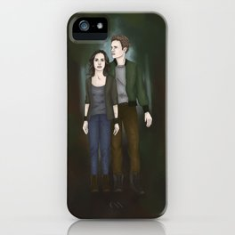 FitzSimmons Bellarke AU iPhone Case
