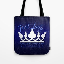 First Lady of the MC Tote Bag