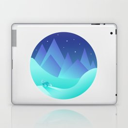 Night Fox Laptop & iPad Skin