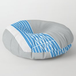 Finish Line Sprinter  Floor Pillow