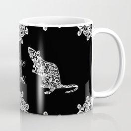 Lace rats Coffee Mug