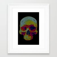 terminator Framed Art Prints featuring Terminator by Rajasegar Chandiran