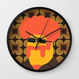 Dr. Joe Dynamo Wall Clock