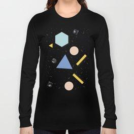Shapes Everywhere Long Sleeve T-shirt