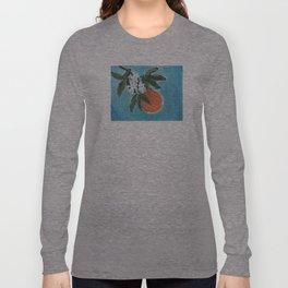ojai orange Long Sleeve T-shirt