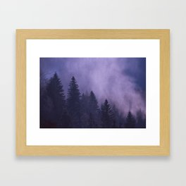 You are my favorite season ! Framed Art Print