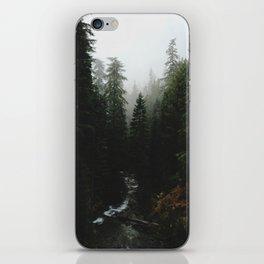 Rainier Creek iPhone Skin