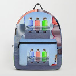 Bottles Backpack