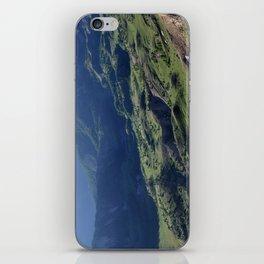 Green Haven iPhone Skin