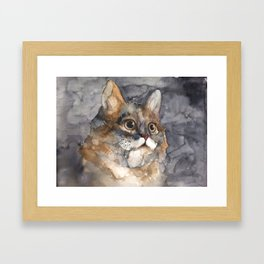 CAT #1 Framed Art Print