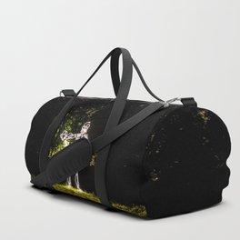 Illuminated bones Duffle Bag